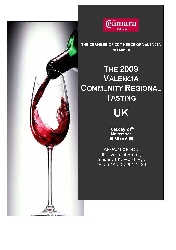The 2009 Valencia Community Regional Tasting UK